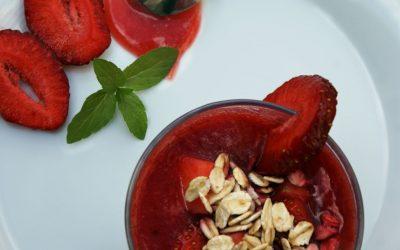 gourmandises locaux délice de fraises